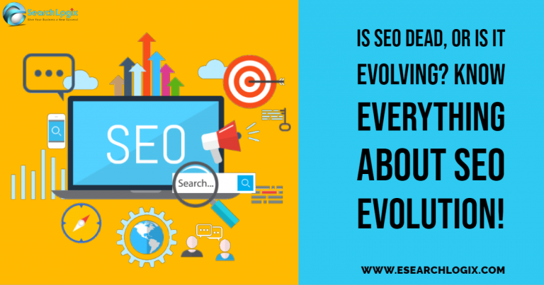 Uploaded ToIs SEO Dead, or Is It Evolving? Know Everything about SEO Evolution