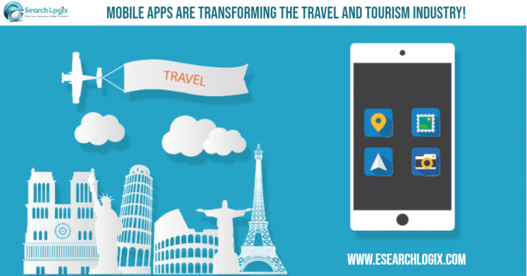 Uploaded ToHow Mobile Apps are Transforming the Travel and Tourism Industry?