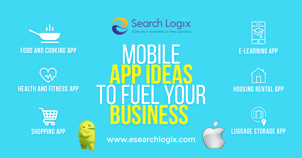6 Trending Mobile App Ideas to Fuel Your Business in 2019 and Beyond
