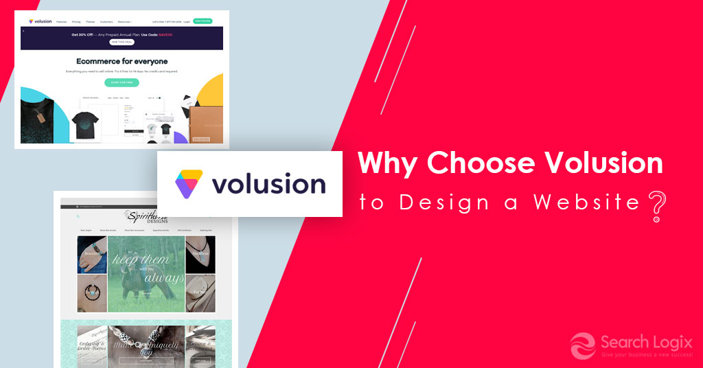Why Choose Volusion to Design an Impressive Website For Your Business?