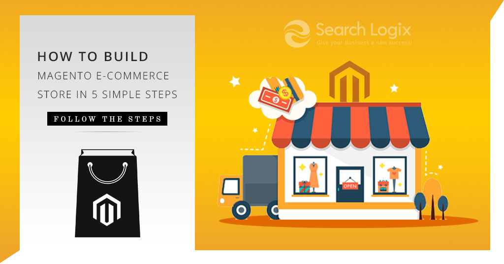 How to Build Magento E-commerce Store in 5 Simple Steps