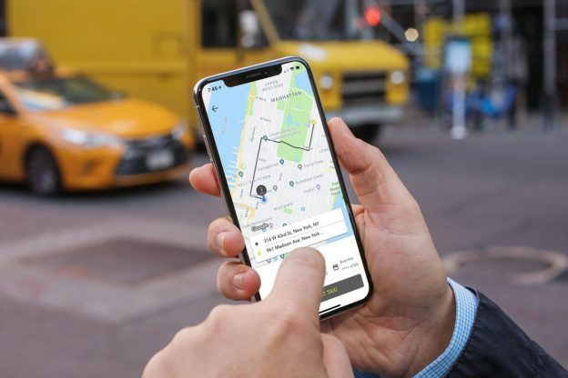 Popularity of Taxi Booking App Development