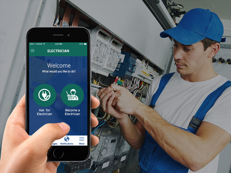 What are the Features You Should Incorporate into On-Demand Electrician App?