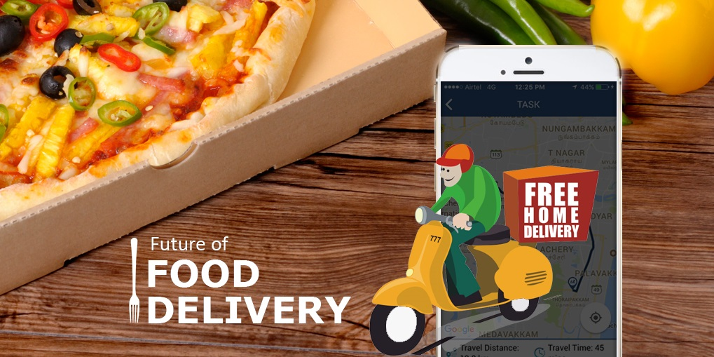 Why the Trend of Food Delivery Apps is Booming?