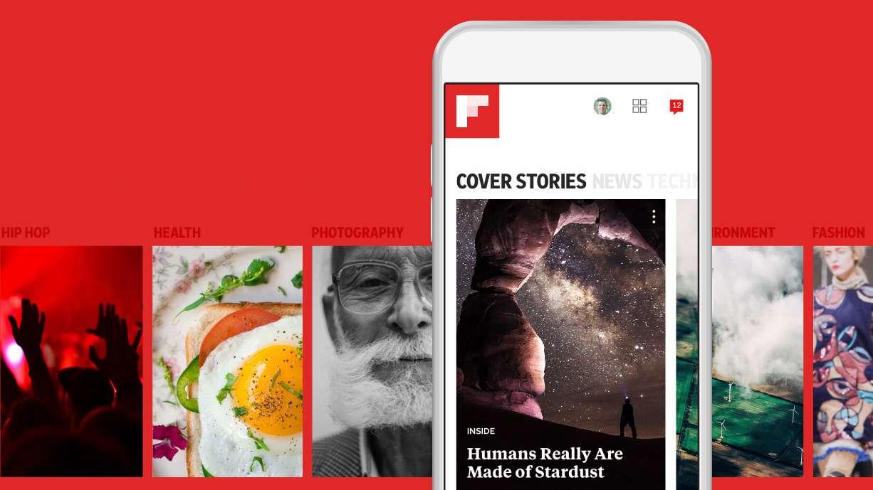 Flipboard has been a recent trend in the Android app development market