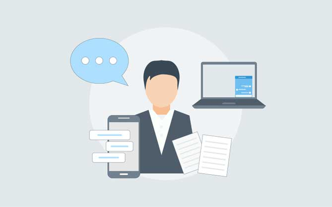 customer live chat agents